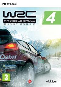 WRC 4: FIA World Rally Championship (PC Download) - Cover