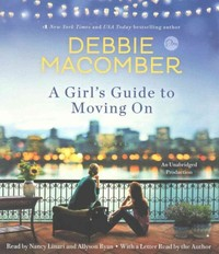 A Girl's Guide to Moving On - Debbie Macomber (CD/Spoken Word) - Cover