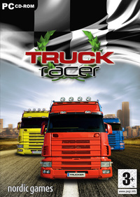 Truck Racer (PC Download) - Cover