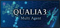 Qualia 3: Multi Agent (PC Download) - Cover