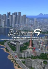 A-Train 9 (PC Download) - Cover