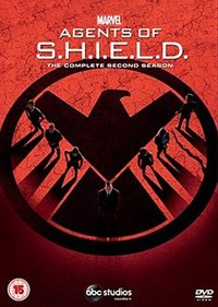 Marvel Agents of S.H.I.E.L.D - Season 2 (DVD) - Cover