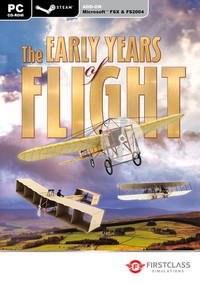 The Early Years of Flight (PC Download) - Cover