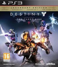 Destiny the Taken King (PS3) - Cover