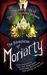 Mammoth Book of the Adventures of Moriarty - Maxim Jakubowski (Paperback) Cover