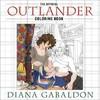 The Official Outlander Adult Coloring Book - Diana Gabaldon (Paperback)