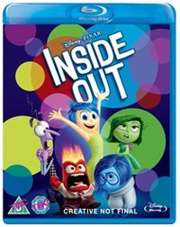 Inside Out (Blu-ray) - Cover