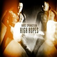 Bruce Springsteen - High Hopes (Vinyl) - Cover