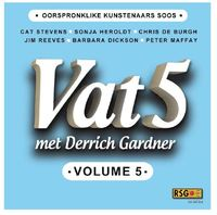 Various Artists - Vat 5 Vol. 5 - Various Artists (CD) - Cover