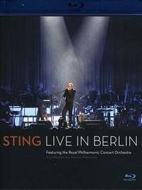 Sting - Live In Berlin (Blu-ray) - Cover