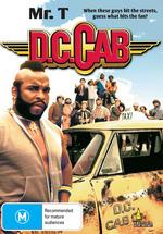 D.C. Cab (DVD) - Cover