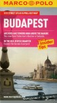 Budapest Marco Polo Pocket Guide - Marco Polo (Mixed media product)