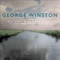 George Winston - Gulf Coast Blues & Impressions (CD) - Cover