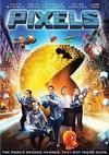 Pixels (Region 1 DVD)