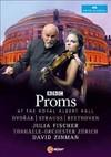 Fischer / Tonhalle-Orchester Zurich / Zinman - Julia Fischer At the BBC Proms (Region 1 DVD)