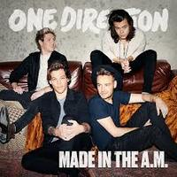 One Direction - Made In the A.M. (CD) - Cover