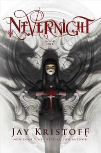 Nevernight - Jay Kristoff (Hardcover) - Cover