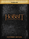 Hobbit: Trilogy - Extended Edition (DVD)