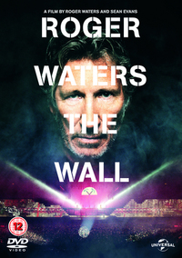 Roger Waters the Wall (DVD) - Cover