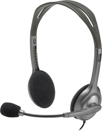 Logitech H111 Stereo Headset with Microphone - Cover