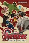 Marvel's Avengers: Age of Ultron - Alex Irvine (Hardcover) Cover