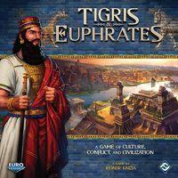 Tigris & Euphrates (Board Game) - Cover