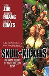 Skullkickers Volume 6: Infinite Icons of the Endless Epic - Jim Zub (Paperback)