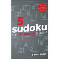 Sudoku 5  - Gareth Moore (Paperback)