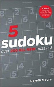 Sudoku 5  - Gareth Moore (Paperback) - Cover