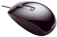 Dell Laser Scroll USB Mouse - Silver and Black (6 Buttons Scroll) - Cover