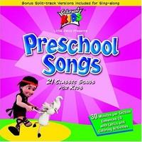 Cedarmont Kids - Classics: Preschool Songs (CD) - Cover