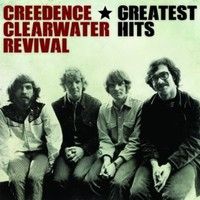 Creedence Clearwater Revival - Greatest Hits (CD) - Cover