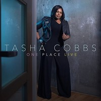 Tasha Cobbs - One Place (Live) (CD) - Cover