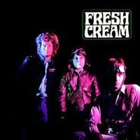 Cream - Fresh Cream (CD) - Cover