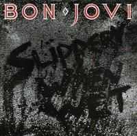 Bon Jovi - Slippery When Wet (CD) - Cover