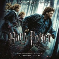 Harry Potter & Deathly Hallows Part 1 - Original Soundtrack (Vinyl) - Cover
