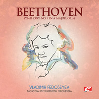 Beethoven - Symphony 7 In a Major (CD) - Cover