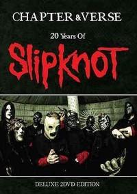 Slipknot - Chapter & Verse (Region 1 DVD) - Cover