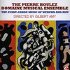 Pierre Boulez Domaine Musical Ensemble - Avant-Garde Music of Webern and Amy (CD)