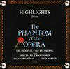 Various Artists - Phantom Of The Opera - Highlights - Original Soundtrack (CD)