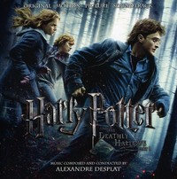 Harry Potter & Deathly Hallows Part One (Score) (CD) - Cover