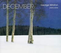 George Winston - December (CD) - Cover
