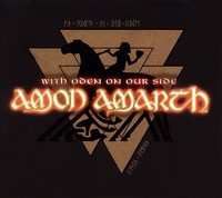 Amon Amarth - With Oden On Our Side (CD) - Cover