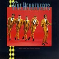 Five Heartbeats - Original Soundtrack (CD) - Cover