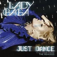 Lady Gaga - Just Dance (X4) (CD) - Cover