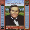 George Jones - Heartwarming Gospel: 18 Greatest Hits (CD)