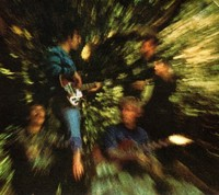 Creedence Clearwater Revival - Bayou Country (CD) - Cover
