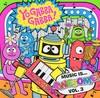 Yo Gabba Gabba - Music Is Awesome 3 (CD)