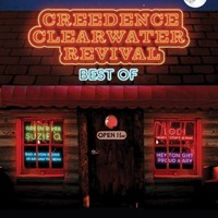 Creedence Clearwater Revival - Best of (CD) - Cover