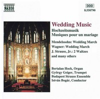 Wedding Music / Various (CD) - Cover